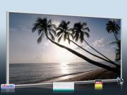 Infrarot Bildheizung 700 Watt ESG Glas 120x60 M10-SL Barbados