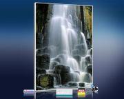Infrarot Bildheizung 500 Watt 90x60 M10-SL Kaskade
