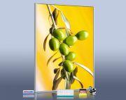 Infrarot Bildheizung 500 Watt 90x60 M10-SL Oliven