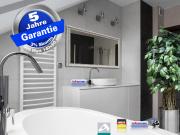 Infrarot Bad Spiegelheizung 900 Watt 140x60 Stilrahmen StAw