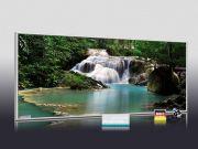 Infrarot Bildheizung 900 Watt 140x60 M10-SL Flusslauf