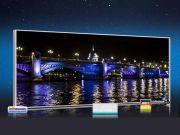 Infrarot Bildheizung 900 Watt 140x60 M10-SL London bei Nacht