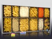 Infrarot Bildheizung 900 Watt 140x60 M10-SL Nudeln+Hülsenfrüchte