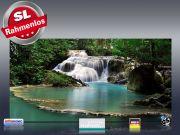 Infrarot Bildheizung ESG Glas 700 Watt 120x60 M10-SL Flusslauf
