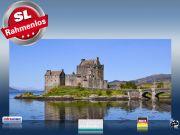 Infrarot Bildheizung 700 Watt 120x60 M10-SL Eilean Donan Castle