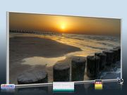 Infrarot Bildheizung 700 Watt 120x60 M10-SL sundown