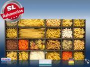 Infrarot Bildheizung 700 Watt 120x60 M10-SL Nudeln und Hülsenfrüchte