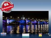 Infrarot Bildheizung 700 Watt 120x60 M10-SL London bei Nacht