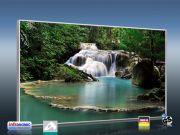Infrarot Bildheizung 600 Watt 110x60 M10-SL Flusslauf