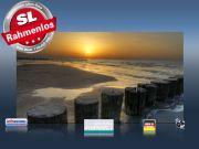 Infrarot Bildheizung 600 Watt 110x60 M10-SL sundown