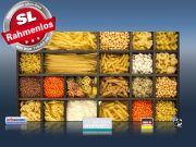 Infrarot Bildheizung 600 Watt 110x60 M10-SL Nudeln und Hülsenfrüchte