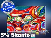 infrarot Bildheizung Kunst 500 Watt 90x60 M10-SL fondale fantasia