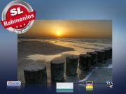 Infrarot Bildheizung 500 Watt 90x60 M10-SL sundown