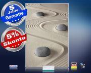 Infrarot Bildheizung 500 Watt 90x60 M10-SL Steine im Sand