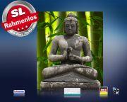 Infrarot Bildheizung 400 Watt 70x60 M10-SL Buddha