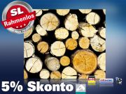 infrarot Bildheizung 400 Watt 70x60 M10-SL Holzstapel