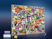 Infrarot Bildheizung 400 Watt 70x60 M10-SL Buchstaben