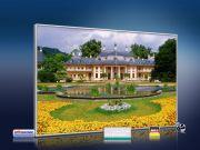 infrarot Bildheizung 500 Watt 90x60 M10-SL Schloss Pillnitz
