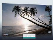 Infrarot Bildheizung 600 Watt Rahmenlos slim-line 110x60 Barbados