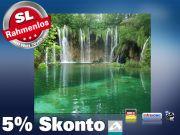 Infrarot Bildheizung 400 Watt 70x60 M10-SL Wasserfall