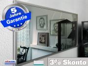 Infrarot Spiegelheizung 900 Watt ESG Glas 140x60 Rahmen M23