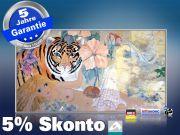 Infrarot Bildheizung Kunst 600 Watt 110x60 M10-SL Tigerlilli