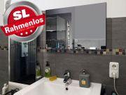 Infrarot Spiegelheizung Bad 500 Watt ESG Glas 90x60 M10