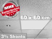 Infrarot Rasterdecken Kassettendecken Heizung 350 Watt 60x60