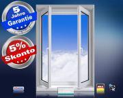 Infrarot Bildheizung 500 Watt 90x60 M10-SL Fensterblick Wolken