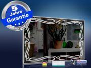 Design Spiegel mit Infrarotheizung 500-900 Watt 4 Größen M10 Tribal