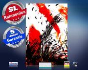 Infrarot Bildheizung 500 Watt 90x60 M10-SL Abstrakt 03