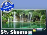 Infrarot Bildheizung 900 Watt 140x60 M10-SL Wasserfall