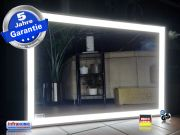 Infrarot Bad Spiegelheizung mit Licht led-line M10t in 5 Größen