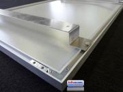 Infrarot Deckenheizung 210 Watt 60x40 M10 mit Optionen