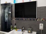 Infrarotheizung weiß Bad Spiegelheizung 500 Watt 90x60 M10