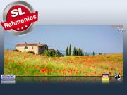 Infrarotheizung als Bild Bildheizung 700 Watt 120x60 M10-SL Toskana