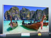 Infrarot Bildheizung 700 Watt ESG Glas 120x60 M10-SL Andamanen