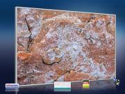 Infrarot Bildheizung 500 Watt 90x60 M10-SL Rauher Speckstein