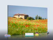 Infrarot Bildheizung 500 Watt Rahmenlos slim-line 90x60 Toskana