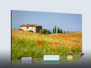 Infrarot Bildheizung 600 Watt Rahmenlos slim-line 110x60 Toskana