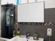 Fern Infrarotheizung 500 Watt schwarz Bad Spiegelheizung 90x60 M10