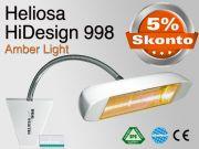 Infrarotstrahler Heliosa HiDesign 998/999 IPX5 Amber Light Flexarm 1,5KW