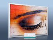 Infrarot Bildheizung 400 Watt 70x60 M23-SG Auge