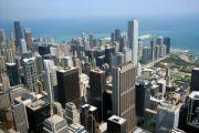 Bildheizung-Motiv Chicago für Standard Infrarotheizungen