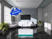 Infrarotheizung 700 Watt 120x60 Glas weiß M10 mit Optionen