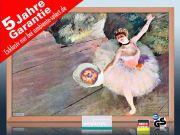 infrarot Bildheizung 500 Watt 90x60 HB30 Tänzerin mit Blumenstrauß