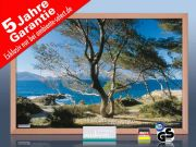 infrarot Bildheizung 500 Watt 90x60 Holzrahmen HB30 Cala Sa Val