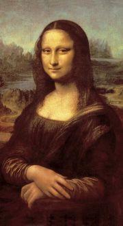 Leonardo da Vinci: Mona Lisa für Infrarot Bildheizung 60x110