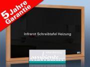 Infrarot Tafelheizung 500 Watt 90x60 mit Holzrahmen Buche HB30