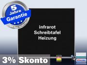 Infrarotheizung Tafelheizung Schreibtafel ESG Glas 400 Watt 70x60 M10